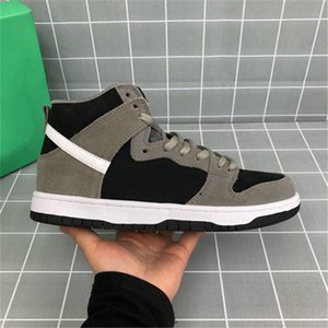 Wholesale hi basketball shoes resale online - SkateBoard Mid HI PRO HiSP Michigan Shoes J Pack Shadow Women Shoes Chicago Sports Invert Celtics Skateboard Sneakers Trainers