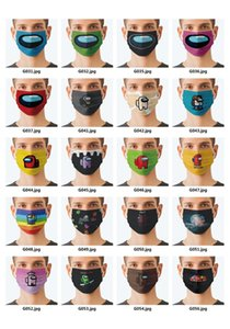 Fashion 2021 Designers Adults Masks Cycling Outdoor Anti Dust Environmental Protect Party Mask Washable Reusable Comfort Mouth Cover