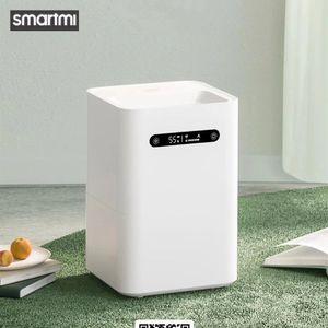 Xiaomi Smartmi Evaporation Air Humidifier 2 4L Large Capacity 99% Antibacterial Smart Screen Display For Mi Home
