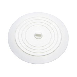 Wholesale laundry sinks for sale - Group buy Silicone Sink Stopper Tub Drain Plug for Kitchens Bathrooms Laundries White