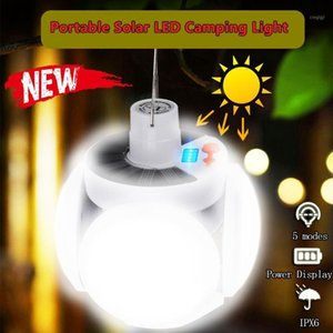 Wholesale led trip lights for sale - Group buy Portable Solar LED Camping Light Solar Emergency DC Rechargeable Lantern Camping Light Night Lamp BBQ Trip LED Garage1