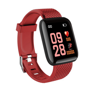 Wholesale mi gold for sale - Group buy Smartwatch Smart Smart Color Band Screen Pressure Band Heart Rate Blood Mi Sleep plus Wristband PK Real Touch Bracelet Fspwi