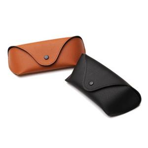 Fashion Classic Sunglasses Soft Cases Retro Sun glasses Leather Box for Unisex Brown Black lunettes gafas Eyeglasses Case