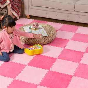 Wholesale puzzle mats baby crawling eva resale online - 20Pcs Baby Play Mat EVA Foam Developing Mat Puzzle Toy Kids Soft Floor Rug Games Crawling Playmat Baby Toys Children s mat LJ201118