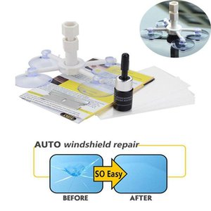 Wholesale car windshield repair for sale - Group buy 1pcs DIY Windshield Repair Curing Glue Kit Car Windshield Repair Resin Kit Auto Glass Crack Restore Tool Car Window Curing Glue