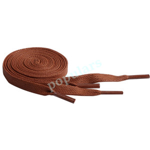 Wholesale rope boots resale online - new Wellace Round Rope cool grey laces Visible Reflective Runner Shoe Laces Safty Shoelaces Shoestrings cm for boots basketball shoes