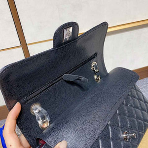 Wholesale bag cc resale online - High Quality Designers Luxurys Classic Womens Bags Shoulder Clutch Bag Caviar Shipping Lady Bag Cc Messenger Free Bags Leather Dpojx