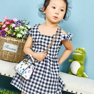 Wholesale princess bags for kids for sale - Group buy Mini Handbag For Girls New Princess Cross Body Bags for Kids Girl Small Coin Wallet Pouch Baby Money Change Party Purse