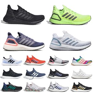 Wholesale sports national for sale - Group buy SIZE Ultraboost ISS US National Lab Triple Black Volt for Men Women Tennis Sport Shoes Blue White Trainers Sneakers