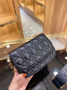 Wholesale designed tote bag for sale - Group buy 2021 ladies classic design brand messenger leather bag fashionable high quality chain clause shoulder bag handbag lady shopping bag free ori