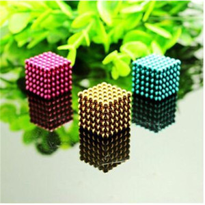 Wholesale bucky balls for sale - Group buy 3mm216 iron Bucky magnetic puzzle toy magic ball