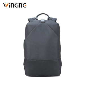 Wholesale man backpacks for sale - Group buy Kingsons Men Multifunctional Anti theft Backpack Durable Waterproof Fabric Unisex Inch School Bag Hight Quality