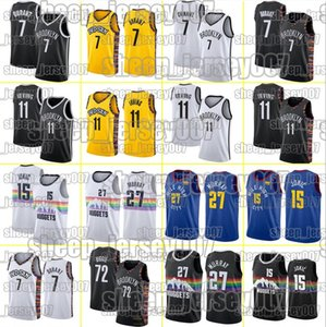 gold nuggets großhandel-15 Jokic Jersey Denver