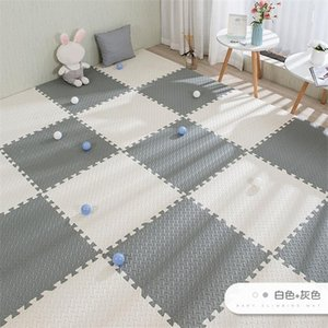 Wholesale puzzle mats baby crawling eva resale online - Baby Play Puzzle cm Kids Interlocking Exercise Tiles Rugs Toys Carpet EVA Foam Crawling Pad Room Activity Floor Mat Q1121