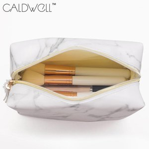 Wholesale makeup bag tassel resale online - Selling Tassels Makeup B51 PU Travel Cosmetic Zipped Cases Brush Organizer Leather Toiletry Marbling Bags Bag Women Ojstf