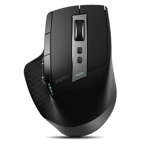 Rapoo MT750PRO Rechargeable Multi-mode Wireless Mouse Easy-Switch between Bluetooth and 2.4G up to 4 Devices for Computer Phone LJ200930