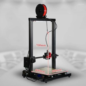 Wholesale smoother 3d printer for sale - Group buy VIVEDINO Raptor patented d printer with LED lighting system smooth surface longer service lifespan d printer1