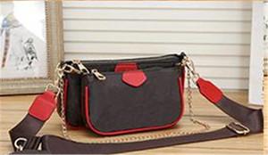 2020Hot Sell Newest Style Women Messenger Bag Totes bags Lady Composite Bag Shoulder Handbag Bags Pures82