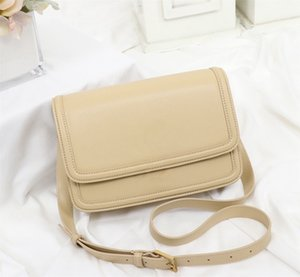 Wholesale shipping boxs for sale - Group buy Hot IT bag designer luxury handbags Solferino Boxs women bags women shoulder bags ladies flap bag box leather messenger bag