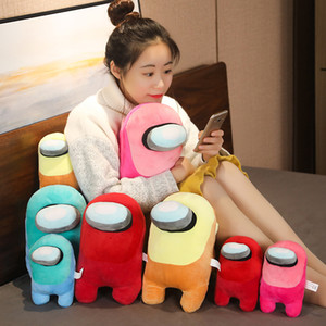 20CM Among Us Plush Toys Among Us Game Plush Toy Kawaii Stuffed Doll Christmas Gift Cute Red Small Among Us Plushie