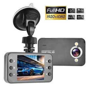 Wholesale dash camera g sensor for sale - Group buy Dash Camera p Full HD Car DVR Camera with Inch Screen Wide Angle G Sensor Night Vision Car Video Recorder Loop Recording