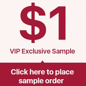 $1 get only one sample for V3 V4 V5 Buyers in the USA Join now to get all the benefits for US VIP members