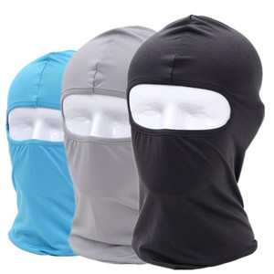 Wholesale face mask tube resale online - Fashion Colorful Multi use Face Mask Neck Tube Scarf Biker Cycling Ski Snood Balaclava Bandana Camping Hiking Accessories