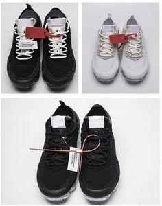 With Box Hot 2.0 Men Shoes Off West VPM Designer Leisure Shoes Black White Vapors Casual Shoes US 5.5-11