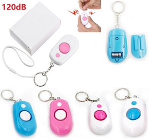 Wholesale personal anti rape alarm resale online - personal safety Self Defence Alarm DB Protect Women Girl children old man Anti Attack anti rape alarm anti lost anti theft alarm with ret