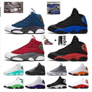 Wholesale high qaulity resale online - With Box High Qaulity Bred Chicago Flint Grey Men Women Basketball Shoes s He Got Game Melo Hot