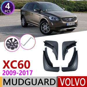 Wholesale cars mud guards for sale - Group buy Car Mudflap for Volvo XC60 Fender Mud Guard Flap Splash Flaps Mudguards Accessories