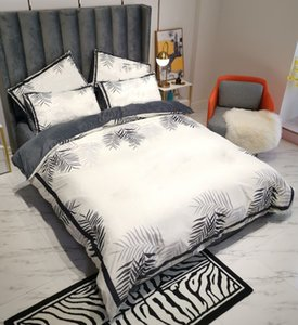 Wholesale european pillows resale online - Fleece Fabric Bedding Sets European Style BedClothes Pillow Sheet Adult Soft Queen Size Colorful Comforter Cover