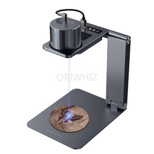 Wholesale 3d printers machine resale online - Laserpecker Pro Laser Engraver D Printer Portable Mini Engraving Machine Desktop Etcher Cutter with Bracket