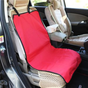 Wholesale travel accessories resale online - Car Waterproof Back Seat Pet Dog Car Seat Mat Rear Safety Travel Accessories For Cat Dog Pet Carrier