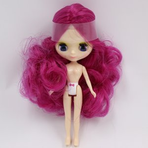 Wholesale blyth doll nude for sale - Group buy ICY Nude Mini Blyth Doll kinds of style clothes random BJD