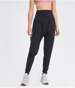 les femmes dansent pantalons de fitness achat en gros de-news_sitemap_homeL Femmes Pantalons de yoga Taille haute Stretch Fitness Pantalons Slim Running Sports Pantalons Femmes Dance Training Bottoms