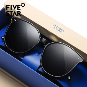 Wholesale eye korean resale online - FIVE STAR Luxury Polarized Sunglasses Women Top Quality Fashion Driving Outdoor Korean Cat Eye Sun glasses Womens UV400