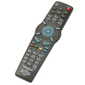 chunghop tv remote TV CBL DVD Aux 용 Chunghop Grey Remote Control 컨트롤러 학습