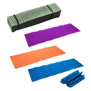 Wholesale foam beach mat for sale - Group buy Outdoor Camping Mat Ultralight Foam Picnic Mat Folding Egg Slot Beach Tent Sleeping Pad Moistureproof Camping Mattress