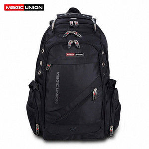 Wholesale best schoolbag resale online - MAGIC UNION Children School Bags Boy Backpacks Design Teenagers Best Students Travel Waterproof Schoolbag Laptop Backpack Backpack A80J