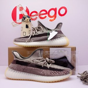 spor ayakkabıları womens toptan satış-yeezy yeezys yezzy yezzys yzy boost sply Shipped ASAP kanye west v2 running shoes yecher ash stone clay earth desert sage carbon womens men sports sneakers