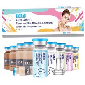 5ml BB Cream Glow Mesowhite Brightening Ampoule Serum Starter Kit Beauty Salon Cosmetic Makeup Liquid Foundation Skin Care Cream