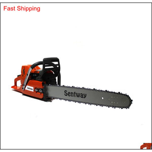 Wholesale quality chainsaw resale online - Sentway H365 Chain Saw cc Gasoline Chainsaw With Inch Bar High Quality Fast Ship qylnqh homes2007