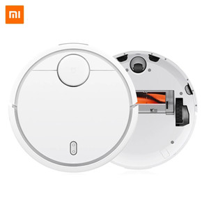 Wholesale home clean for sale - Group buy Original Xiaomi Mi Robot Vacuum Cleaner for Home Carpet Automatic Sweeping Dust Sterilize Smart Planned WIFI Mijia APP Control