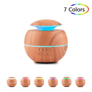 Wholesale fragrant oils for sale - Group buy 120ml Essential Oil Diffuser Ultrasonic Aroma Diffuser Color LED Light for Home Ultrasonic Aromatherapy Fragrant Oil Humidifier GWA3607