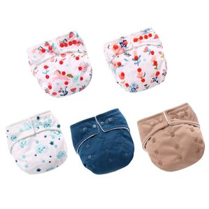 Wholesale baby diapers for sale - Group buy Unisex Baby Cloth Diapers One Size Adjustable Washable Reusable for Baby Girls and Boy Cloth Diaper Adjustable Nappies Pack