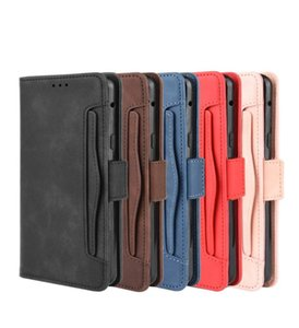 Wholesale case closure for sale - Group buy Wallet Cases For iphone S Plus Case Magnetic Closure Book Flip Cover Leather Card Holder Phone Bags