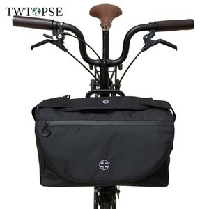 Wholesale baskets for bikes resale online - TWTOPSE Bicycle British Flag S Bag For Brompton Folding Bike Bicycle Bag Pannier Luggage Basket Rainproof Cover S For SIXTY