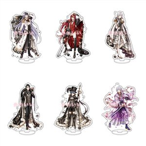 jouets animés majordome noir achat en gros de-news_sitemap_homeJapon Anime Kuroshitsuji Black Butler Sebastian Michaelis acrylise Figure Collection de décor de bureau Collection Modèle Toys