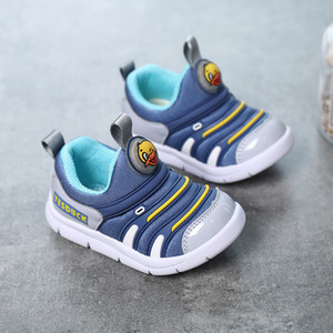 Wholesale caterpillars shoes resale online - Caterpillar Spring and Autumn Net Face Children s Lighting Boys Sports Girls Soft Soled Walking Shoes